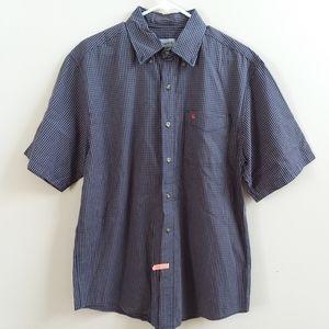 Carhartt Men's Short Sleeve Shirt Button Down